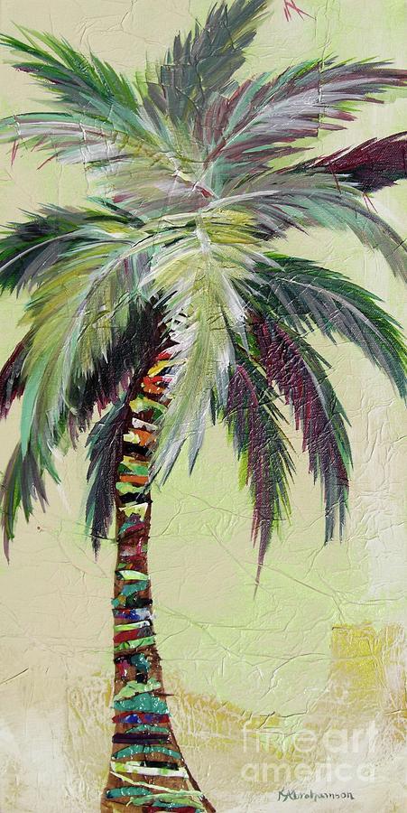 Zest Palm II by Kristen Abrahamson