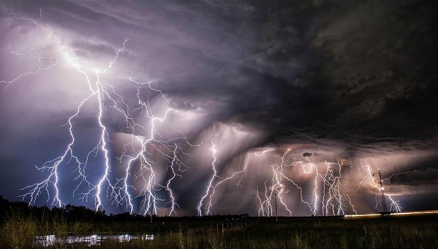 Zeus's Revenge by Marcus Hustedde