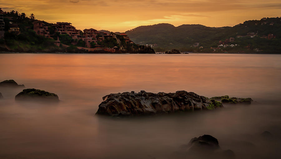 Zihua Sunrise 1 by Ward Cameron