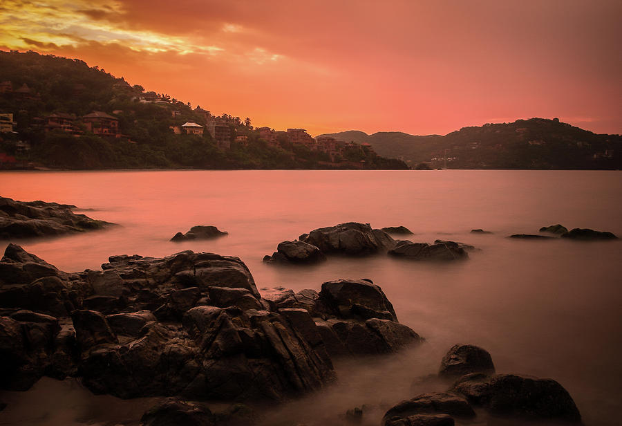 Zihua Sunrise 2 by Ward Cameron