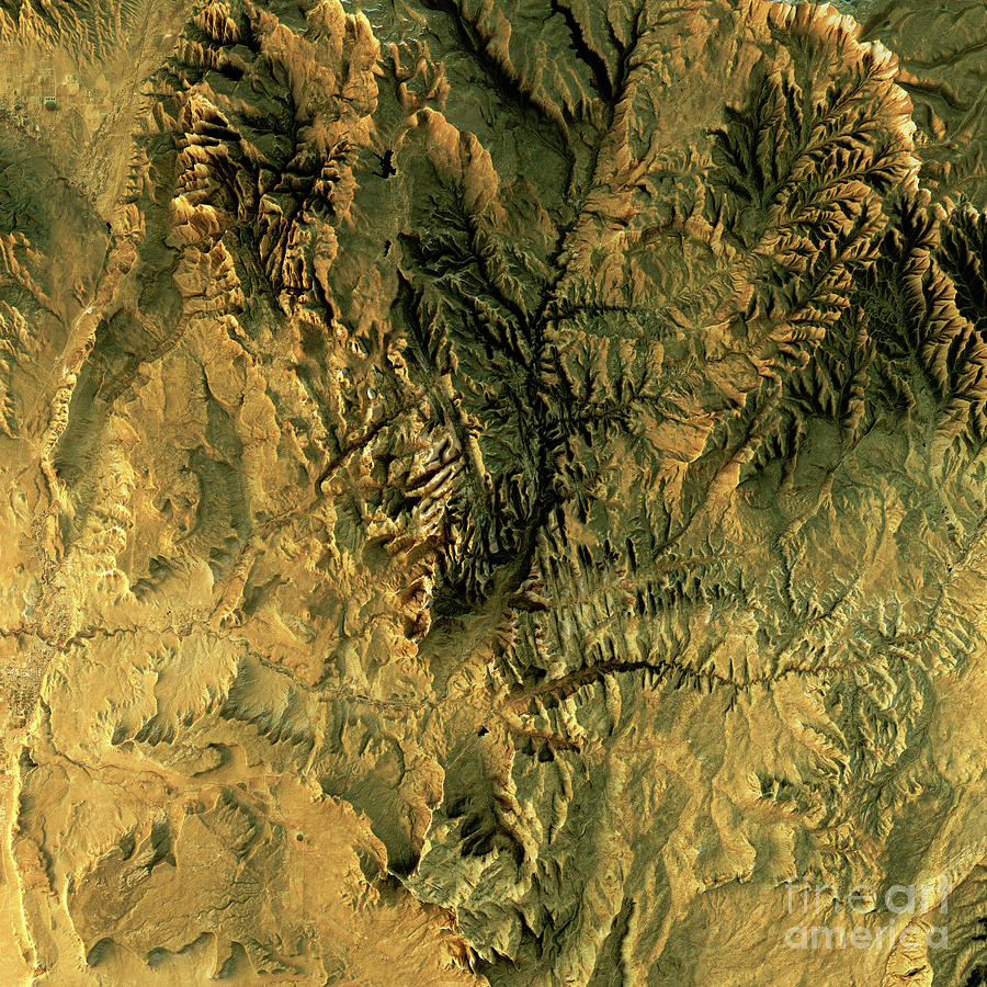 Zion National Park Topographic Map Natural Color Top View by Frank on canyonlands topographic map, grand mesa topographic map, blue ridge parkway topographic map, uinta mountains topographic map, delaware water gap topographic map, redwood national park topographic map, zion national park temperature map, eureka topographic map, simple contour lines topographic map, coconino plateau topographic map, horseshoe canyon topographic map, zion canyon campground map, sequoia national park topographic map, browse topographic map, west rim trail topographic map, el capitan topographic map, rockville topographic map, hawaii volcanoes national park topographic map, panguitch lake topographic map, red rock canyon topographic map,