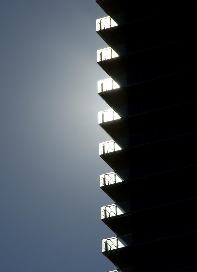 Architecture Photograph - Zippernicity by John Gusky