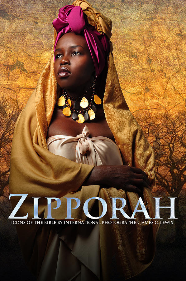 Zipporah Photograph By Icons Of The Bible