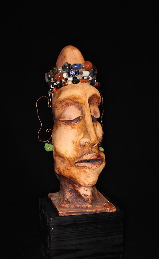 Zola Sculpture by Pamella Brooks