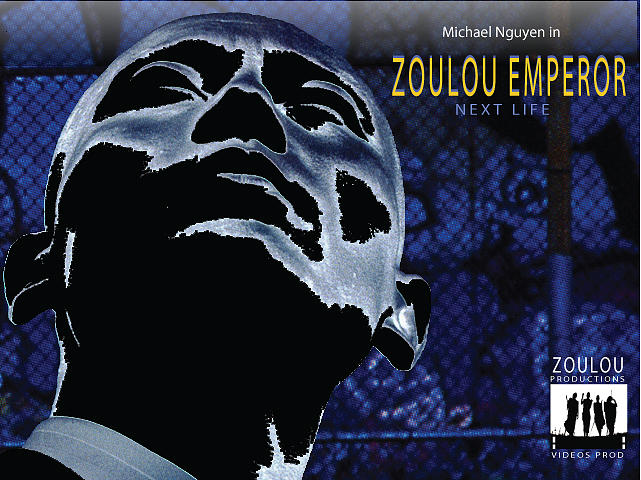 Poster Photograph - Zoulou Emperor by Line Gagne