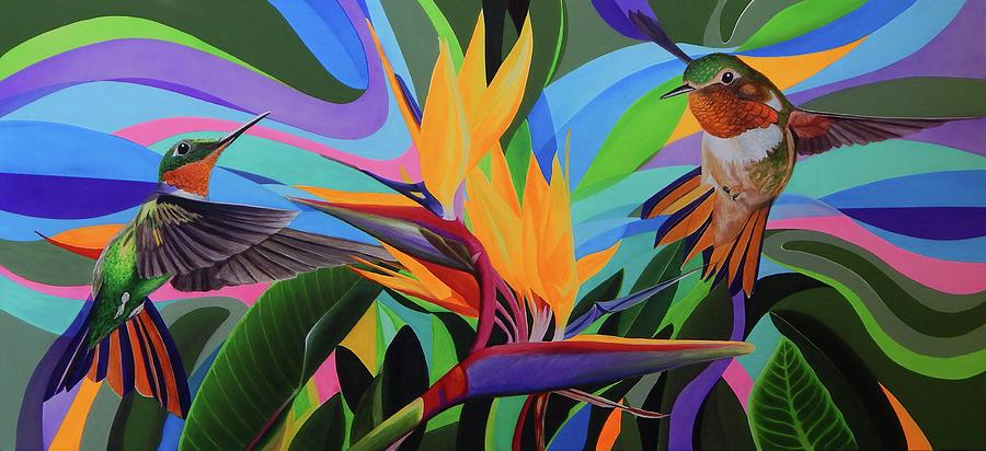 Zumbador Canela by Angel Ortiz