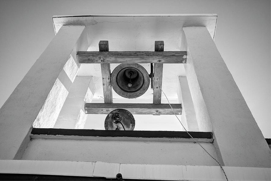 Structure Photograph - Zyzzx Belltower by Douglas Settle