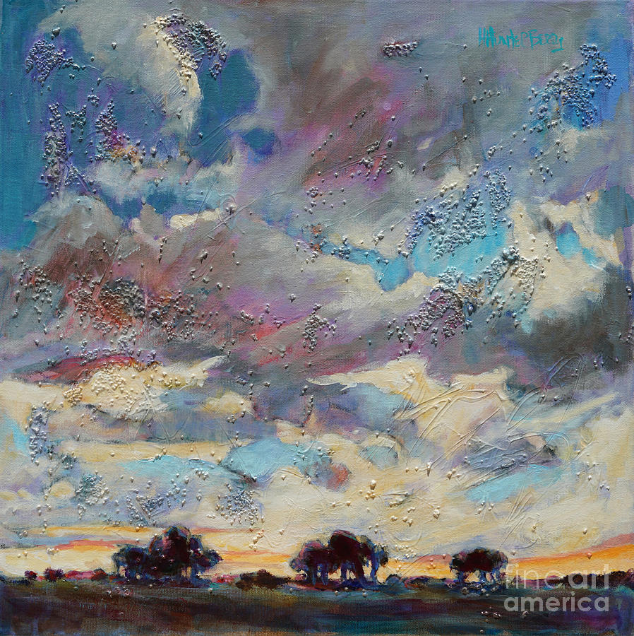 Then The Clouds Rolled In by Holly Hunter Berry