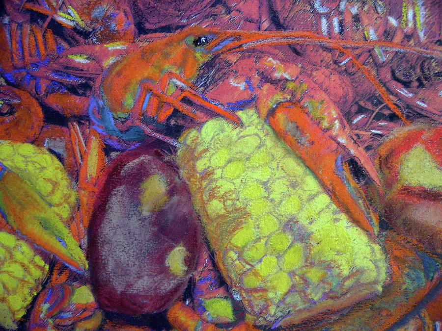 012419, Cajun Mud Bugs by Garland Oldham