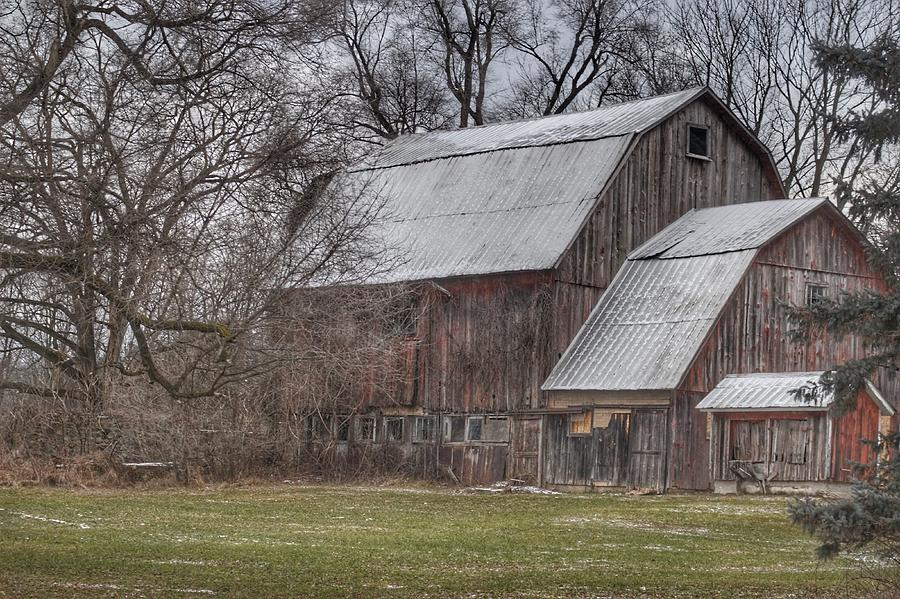0250 - Hennessey Road Grey by Sheryl L Sutter