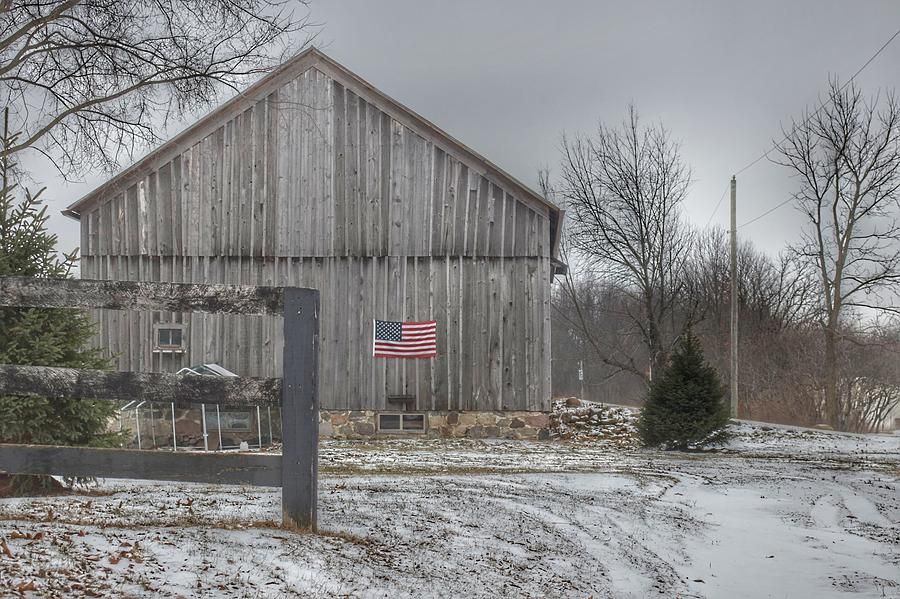 0264 - Sutton Road Patriot by Sheryl L Sutter