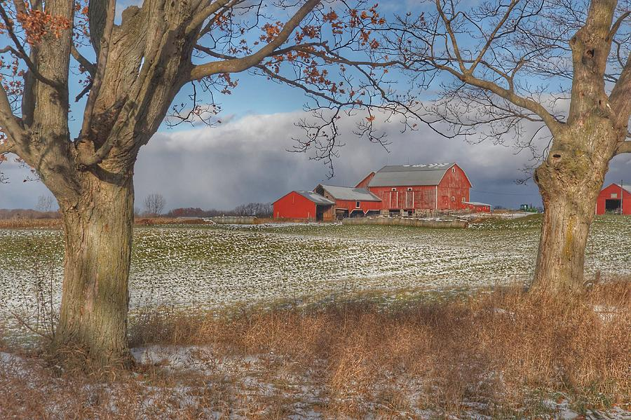 0265 - The Approaching Storm on Edwards by Sheryl L Sutter