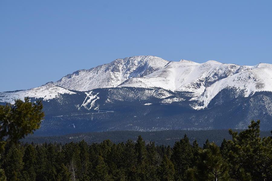 04-09-17 Pikes Peak  by Margarethe Binkley