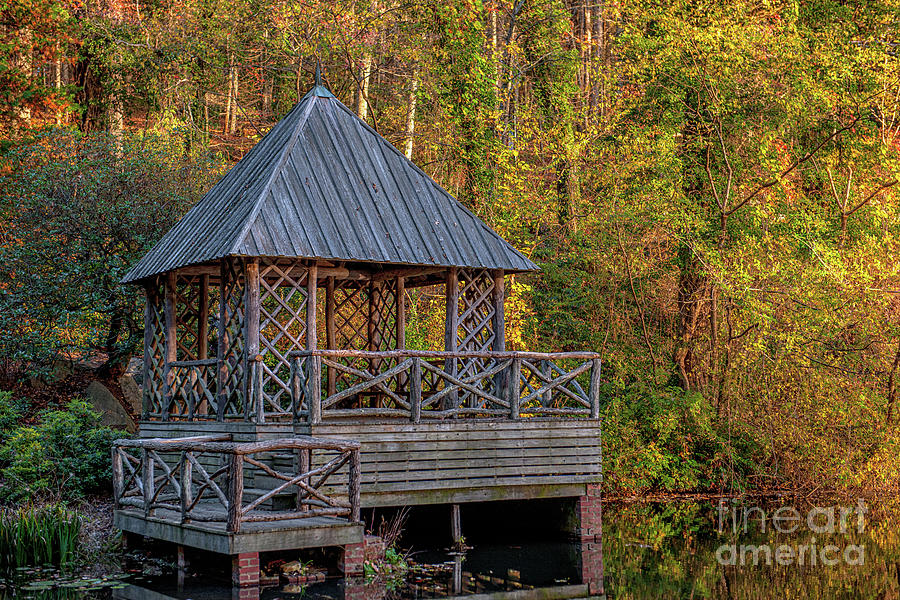 Nothing Like Autumn in Western North Carolina by Dale Powell