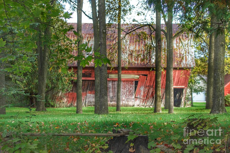 0694 - LeValley's Falling Red by Sheryl L Sutter