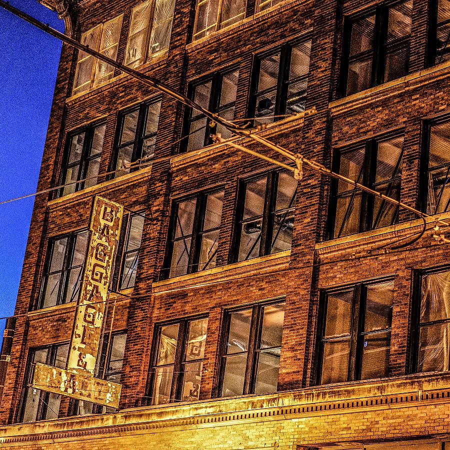 Renovation Photograph - 072 - Jax Building by David Ralph Johnson