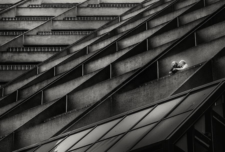Street Photograph - . by Ariel Ariel