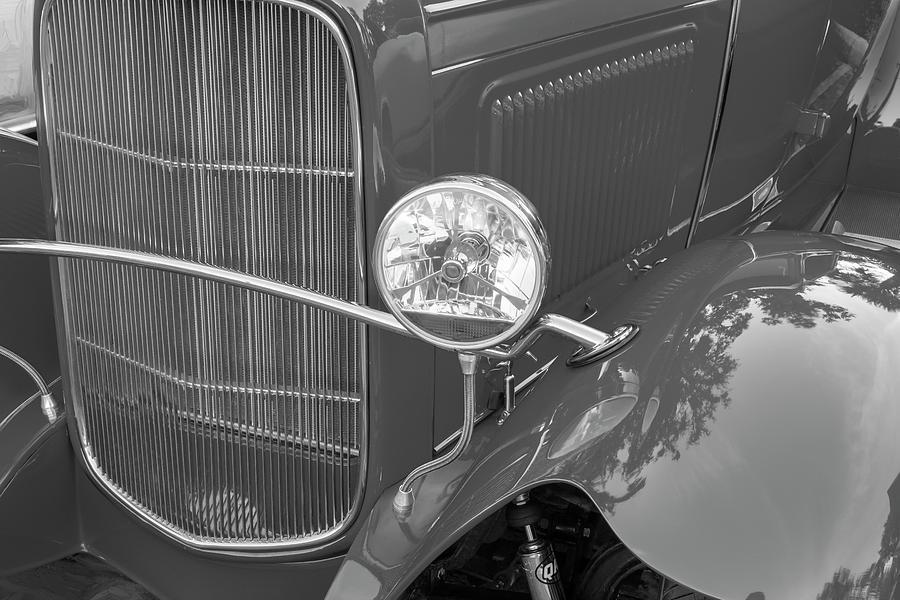 1932 Ford Tudor Sedan 005 by Rich Franco