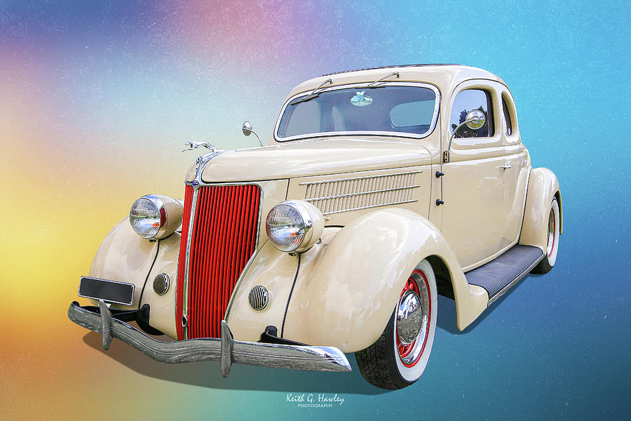 1936 Coupe by Keith Hawley