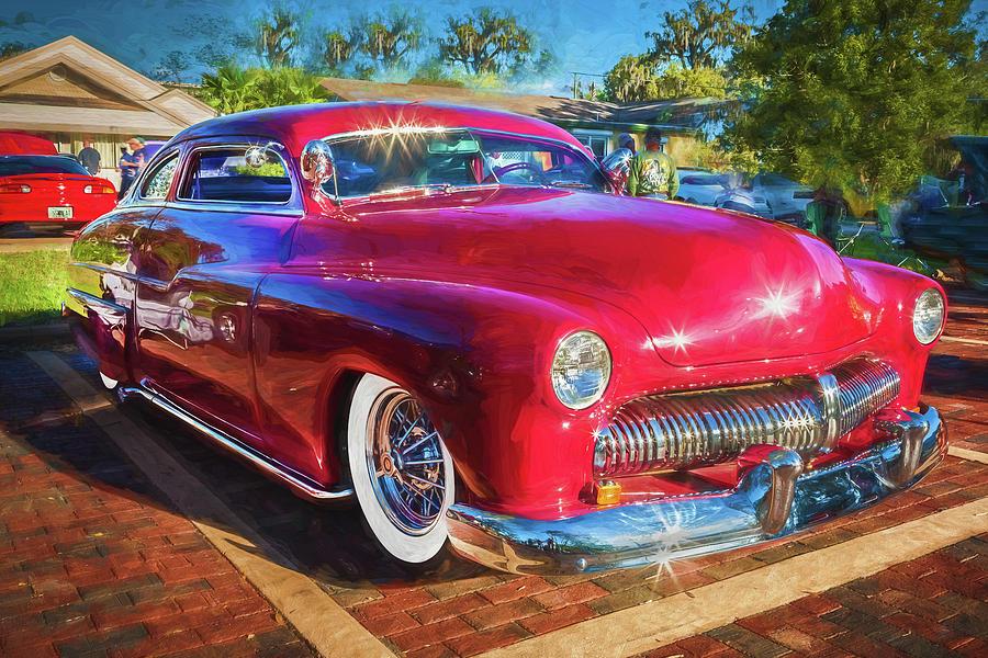 1949 Mercury Club Coupe 135 by Rich Franco