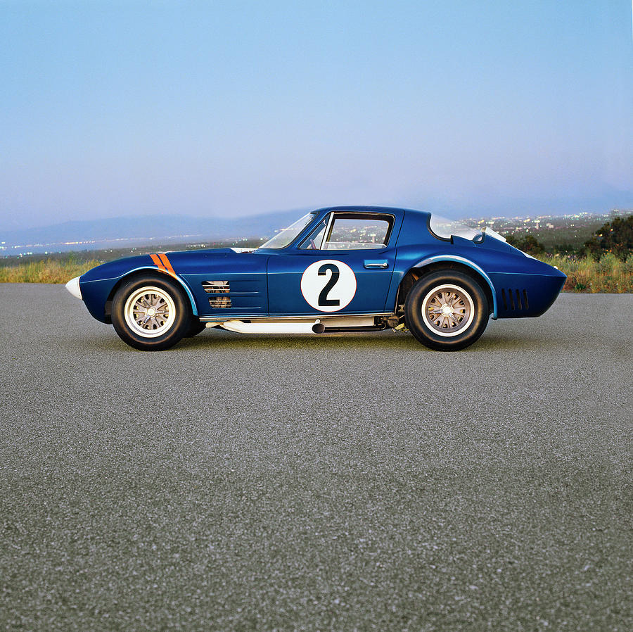 1963 Chevrolet Corvette Grand Sport Photograph By Car Culture