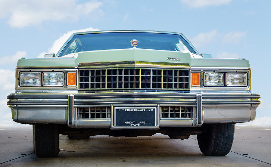 1979 Cadillac Fleetwood Brougham Photograph