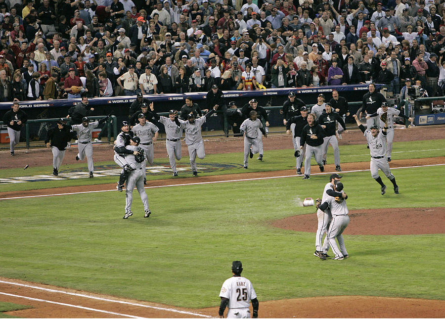 2005 World Series - Chicago White Sox Photograph by G. N. Lowrance