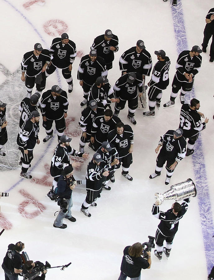 2012 Nhl Stanley Cup Final - Game Six Photograph by Bruce Bennett