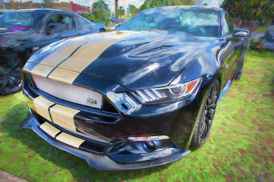 2016 Ford Hertz Shelby Mustang GT-H 109 by Rich Franco