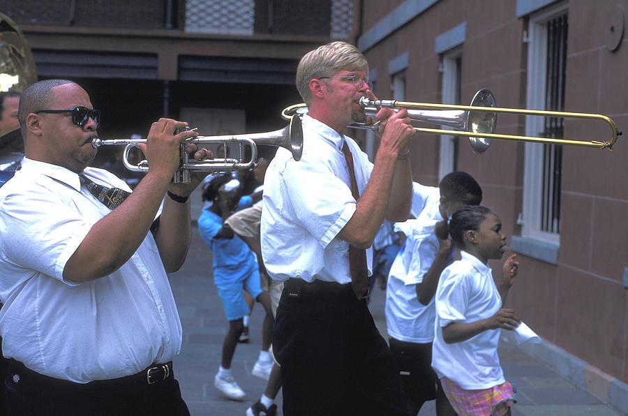 76 Trombones Led The Big Parade Photograph