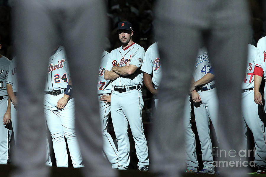 82nd Mlb All-star Game Photograph by Christian Petersen
