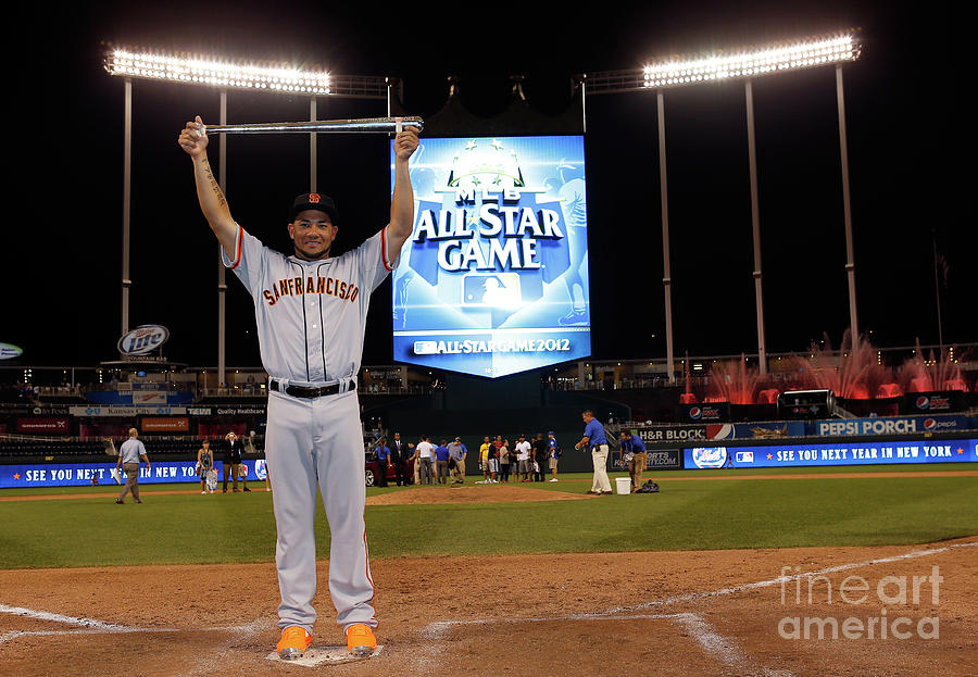 83rd Mlb All-star Game Photograph by Jamie Squire