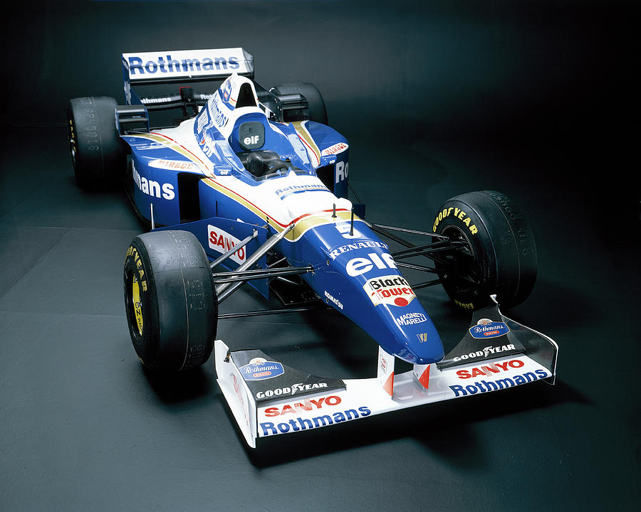 A 1996 Williams-renault Fw18 Photograph by Heritage Images