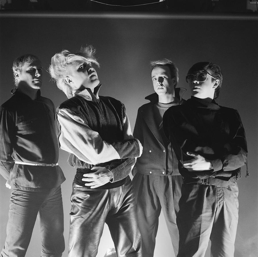 A Flock Of Seagulls Photograph by Fin Costello