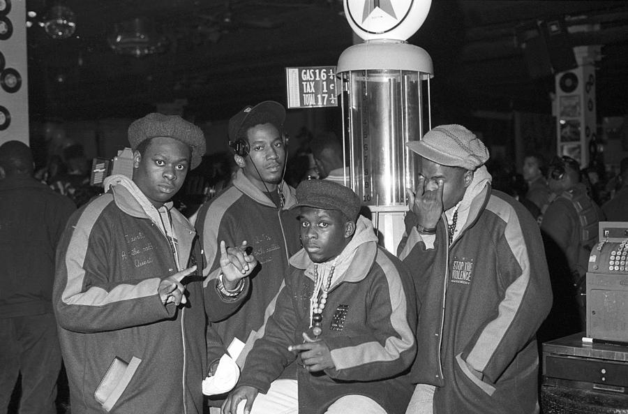 A Tribe Called Quest Photograph by Al Pereira