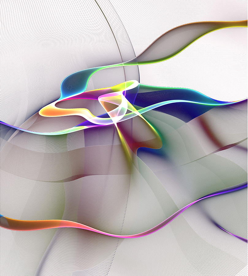 Curve Photograph - Abstract by I Dedicate This Creation To You All Dream Makers... Realeoni