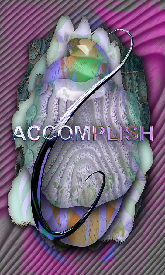 Accomplish by Marvin Blaine