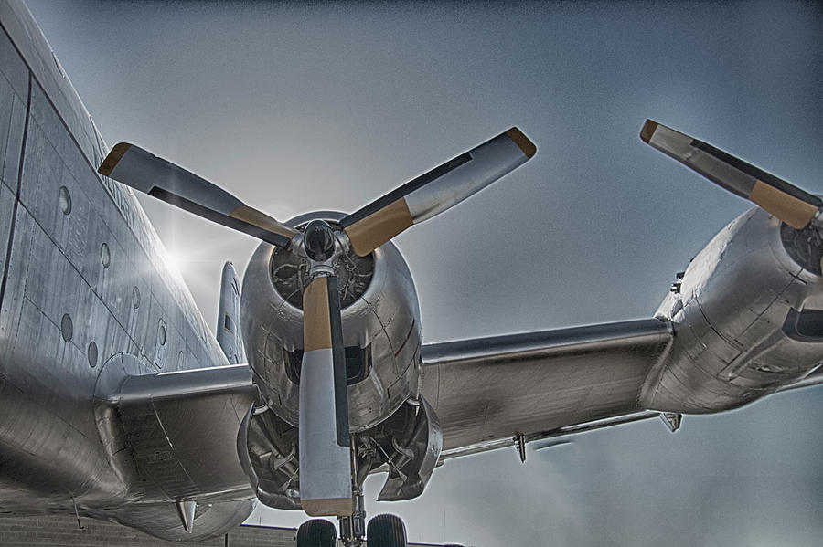 Airplane Photograph - Air Force Legends by Laura Terriere