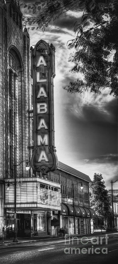 Alabama Theatre by Ken Johnson