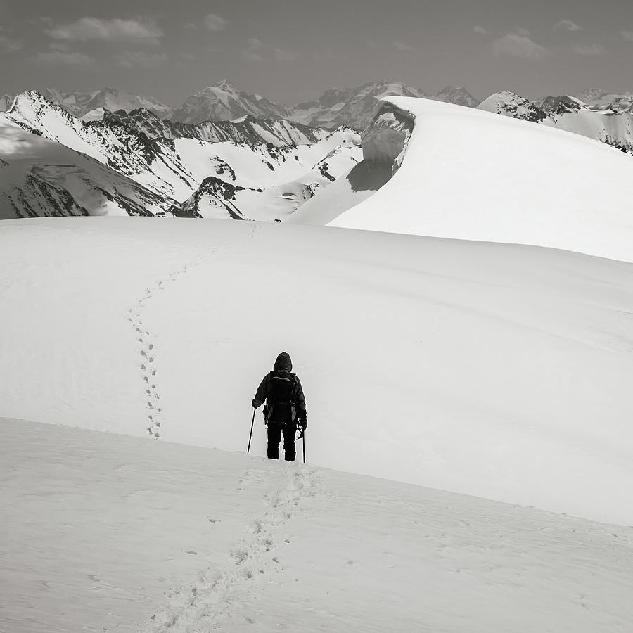 #1 Alone by Konstantin Dikovsky