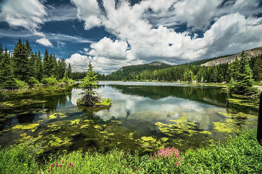 Alta Lakes by Mati Krimerman