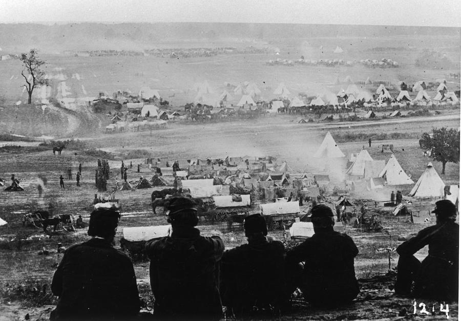 American Civil War Photograph by Fotosearch