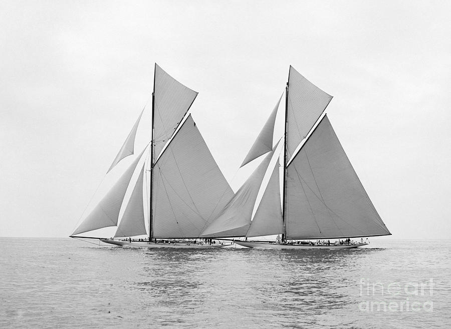 Americas Cup, 1903 by Granger