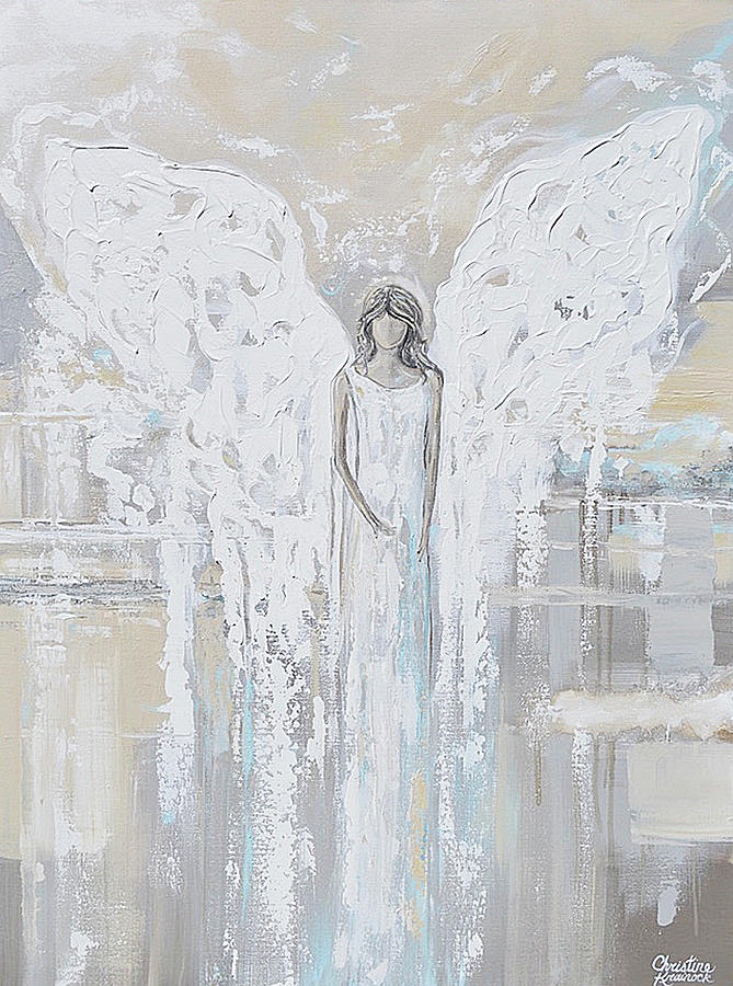 Angel of Love by Christine Bell