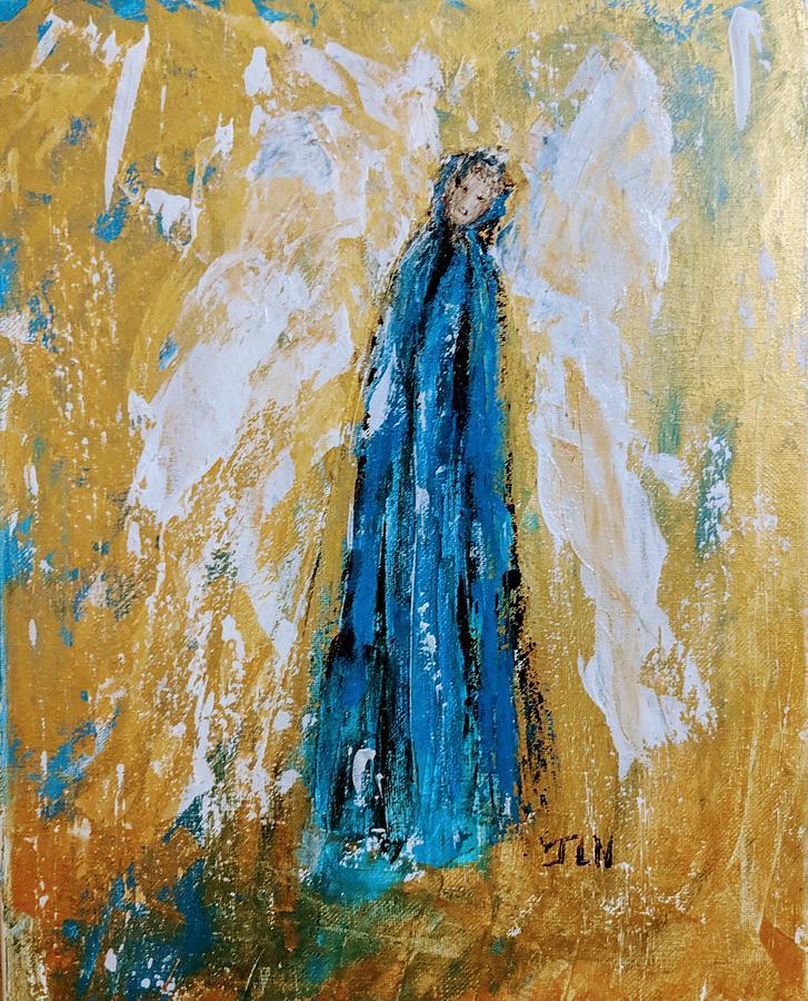 Angel Of Sympathy by Jennifer Nease