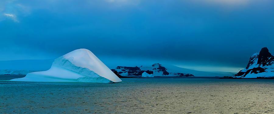 Antarctica Photograph by Michael Leggero