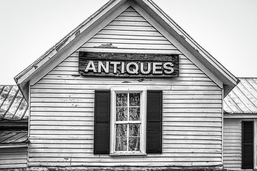 Antiques by Randy Bayne