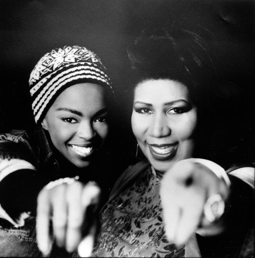 Aretha Franklin Photograph by Afro Newspaper/gado