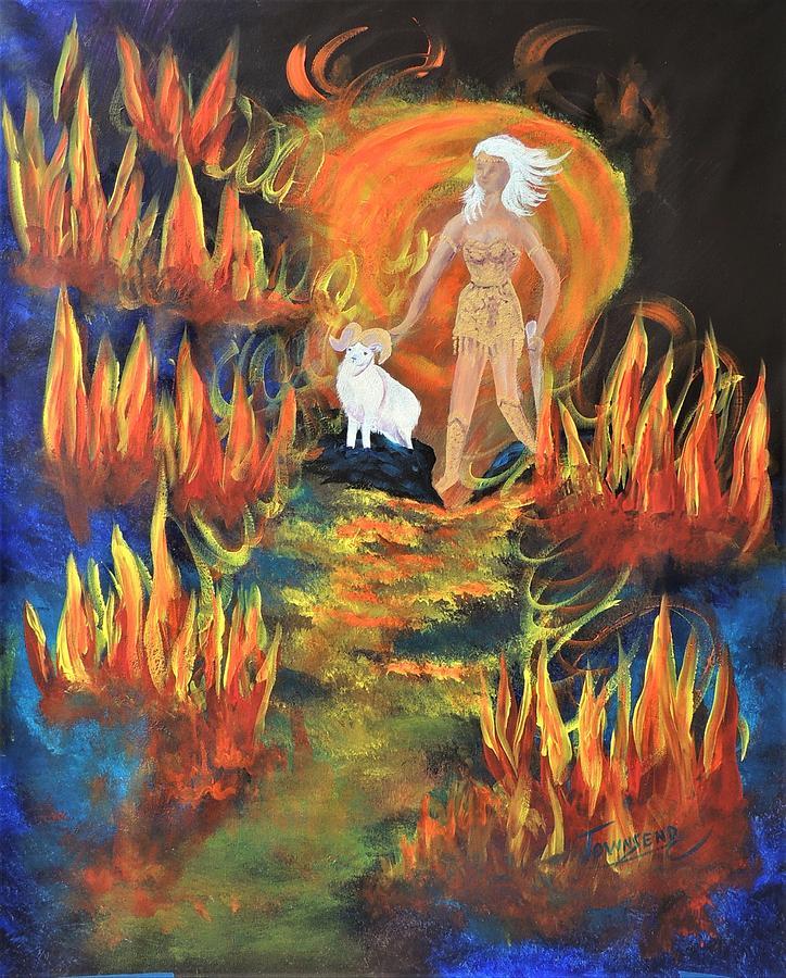 Aries by Connie Townsend