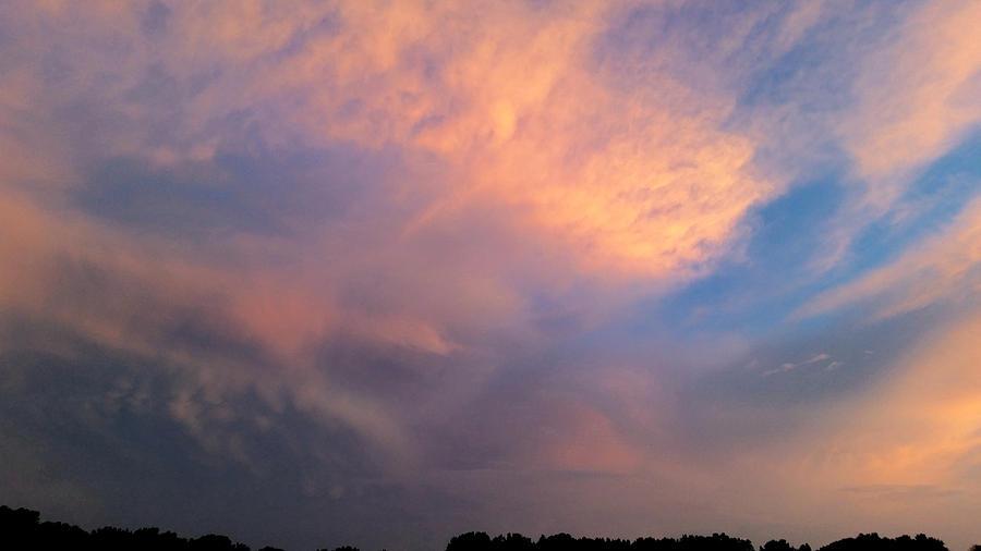 As The Sun Sets Photograph